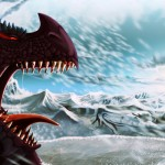 commission__dragon_vs_ranger_by_poetess-d4s3t0b